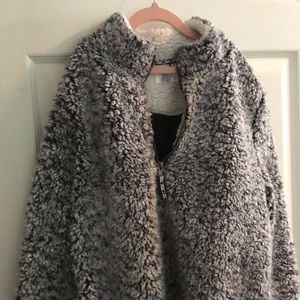 Sweaters - Fuzzy sweater, like new condition